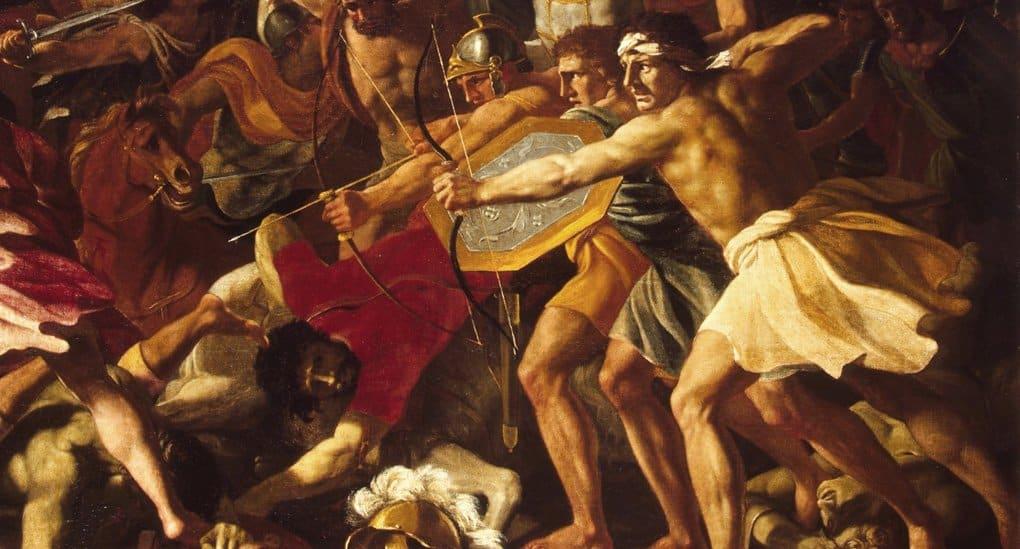 Дикости и жестокости Ветхого Завета