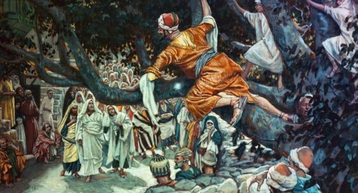 О Закхее: Евангелие не про меня