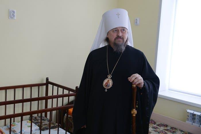 Церковный приют для матери и ребенка открылся в Белгороде