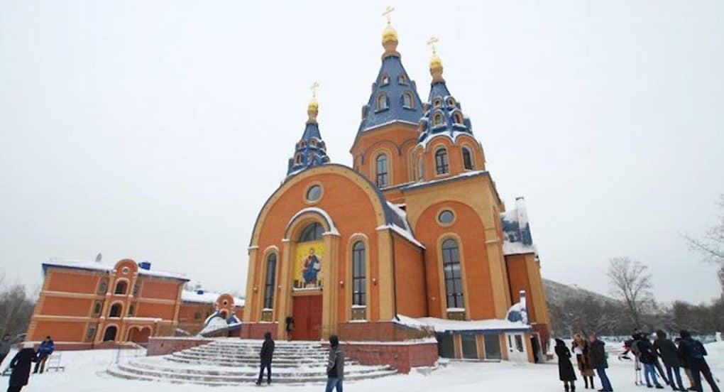 «Народный» храм Державной иконы на юге Москвы освятят летом 2018-го