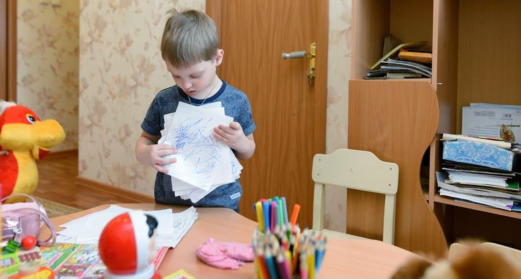 Особых детей готовы бесплатно принять в православном Свято-Димитриевском центре