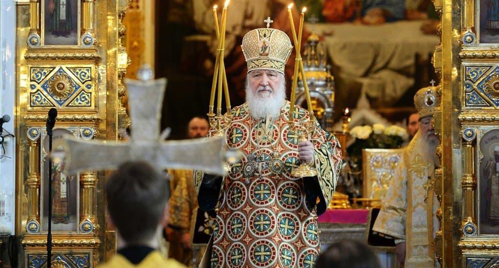 Православие – важный фактор сохранения национальной идентичности, - патриарх Кирилл