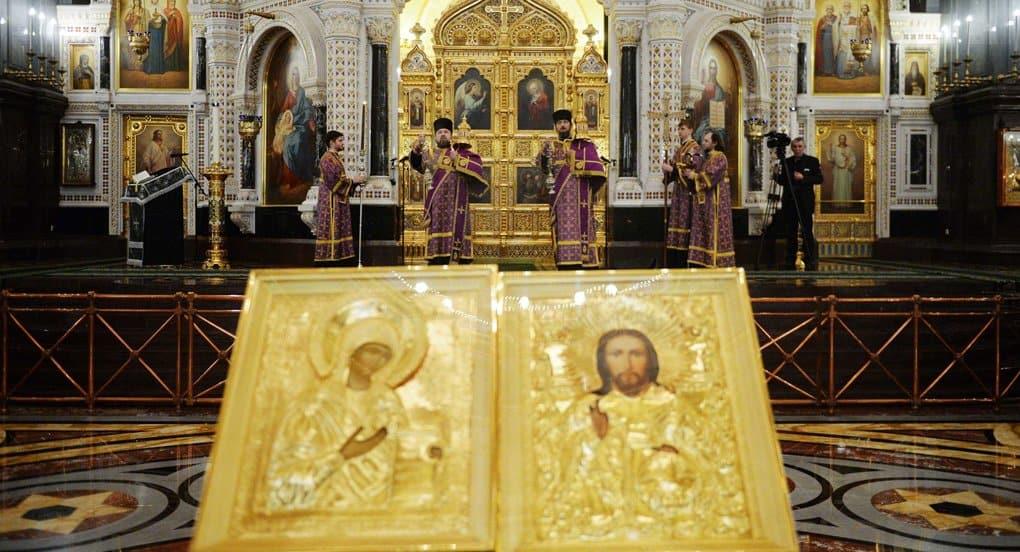 Первая неделя Великого поста завершится праздником Торжество Православия