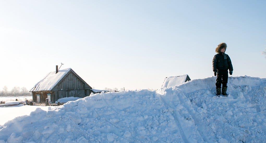 По ледовым переправам в память о новомучениках