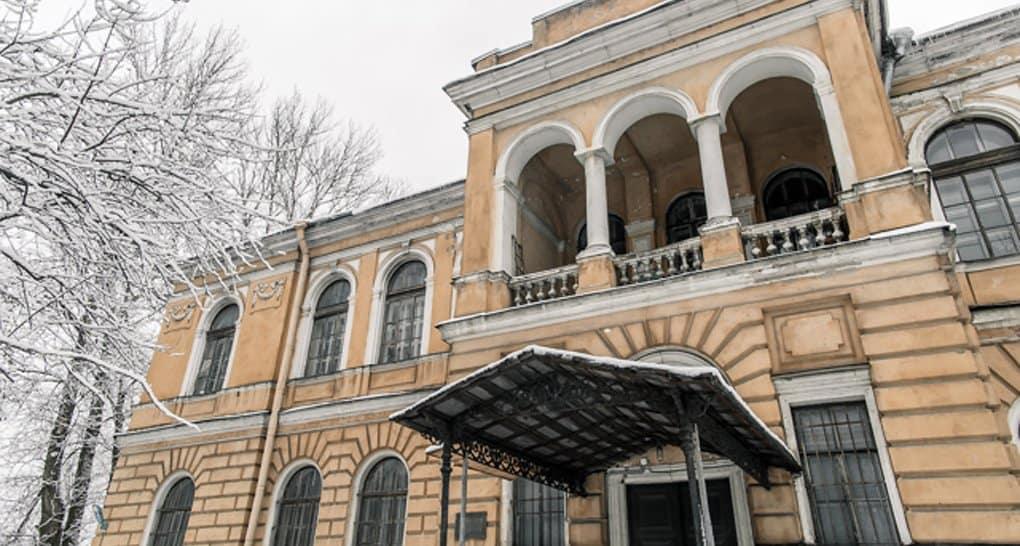 Церкви передали здание бывшей библиотеки Духовной академии Петербурга