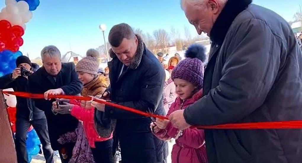 Первый за четверть века Дом культуры открыли в Тамбовской области