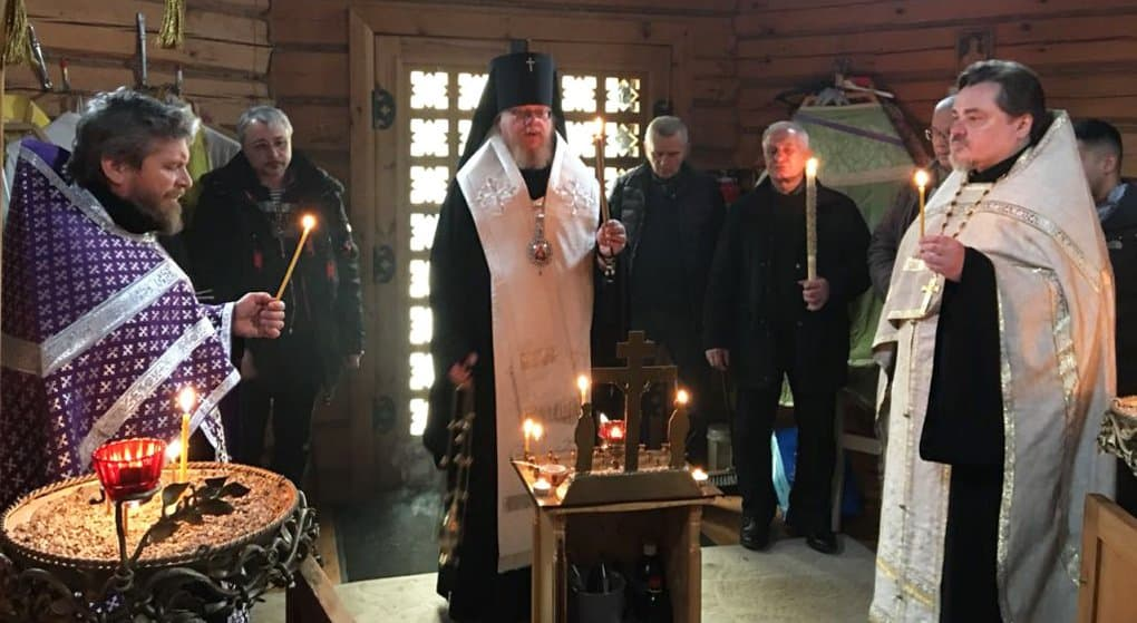 В бывшем концлагере Дахау помолились обо всех его жертвах