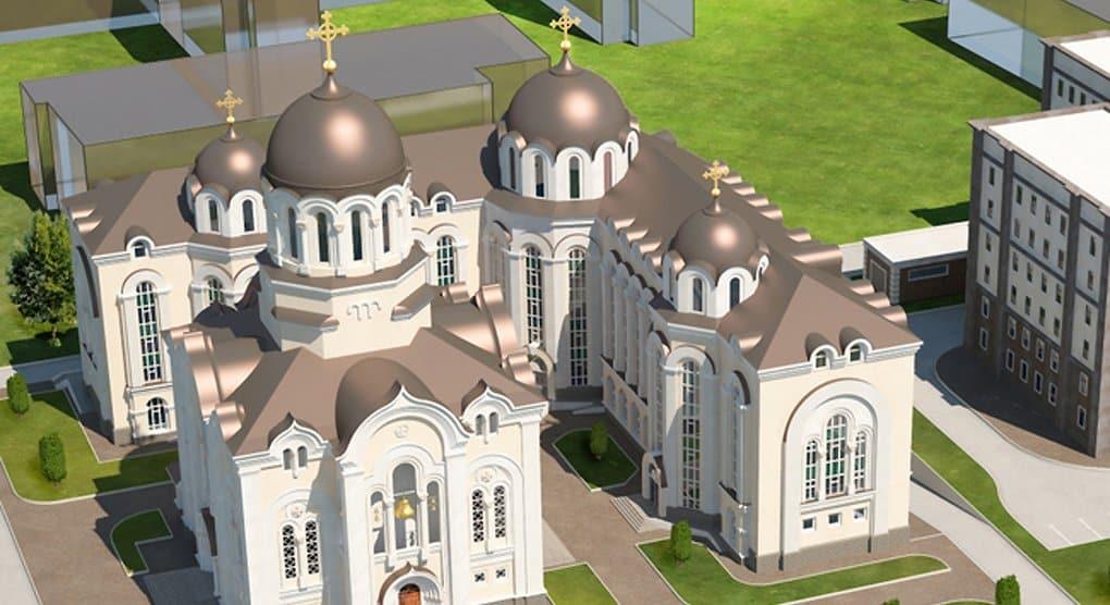 Первый в России православный медико-социальный центр построят в Петербурге
