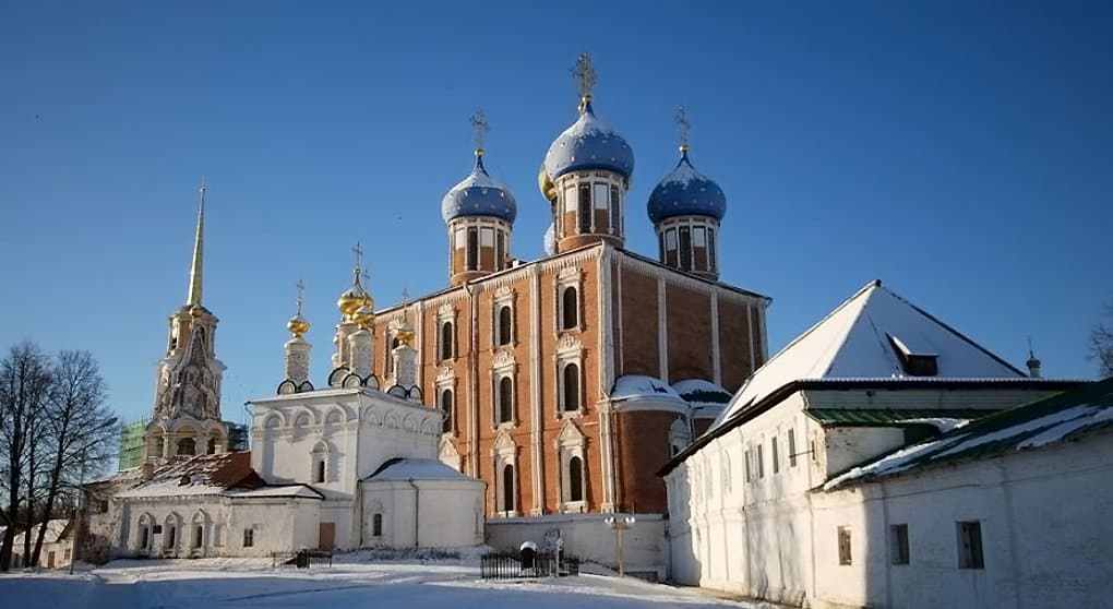 После передачи Церкви Рязанский кремль останется открытым для туристов