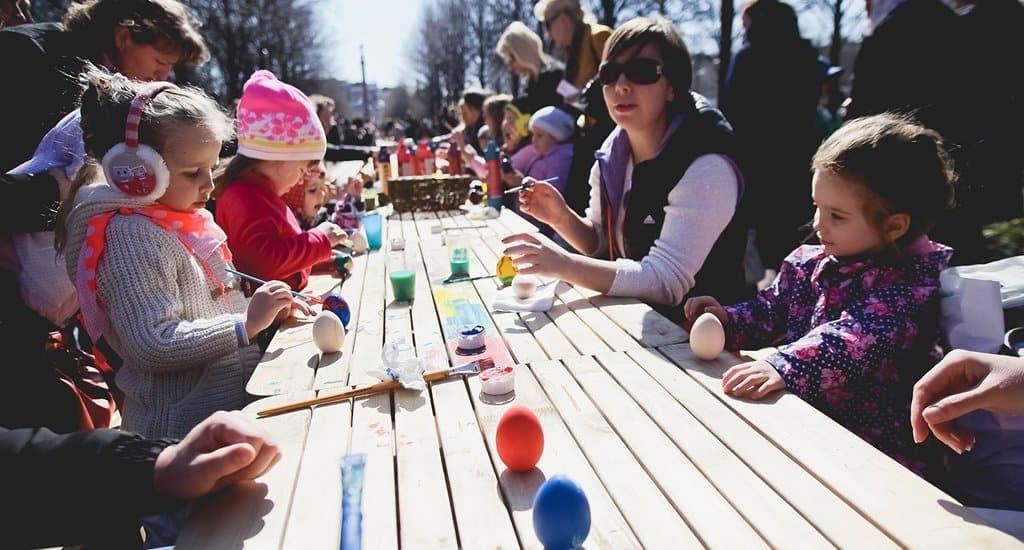 С 8 по 22 апреля в 13 храмах Москвы пройдет Пасхальный фестиваль