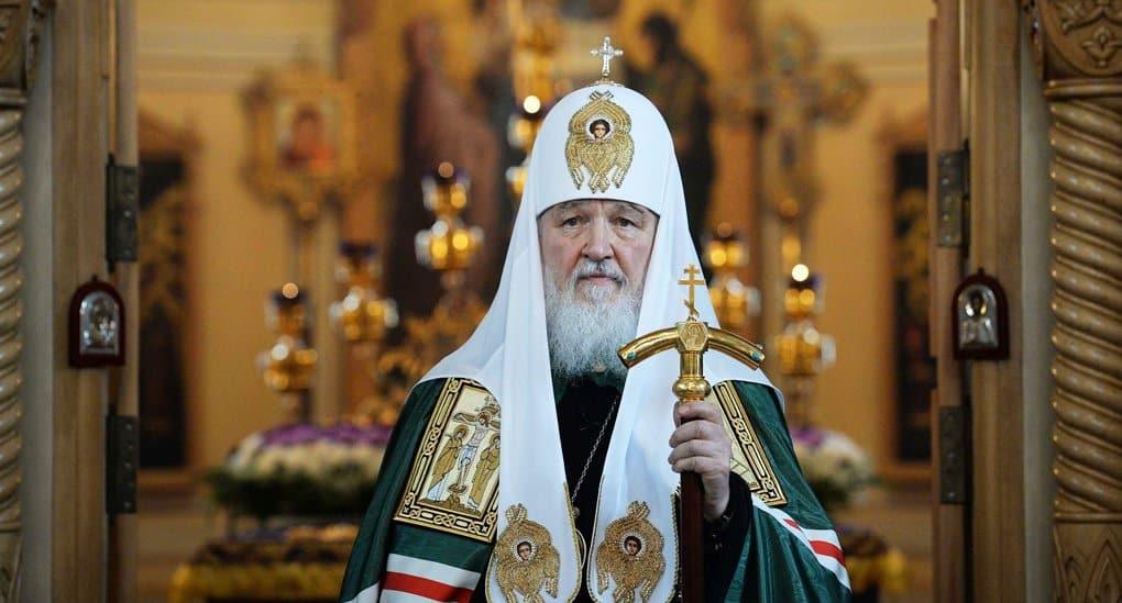Патриарх Кирилл молится за погибших и пострадавших при пожаре в ТЦ Кемерово