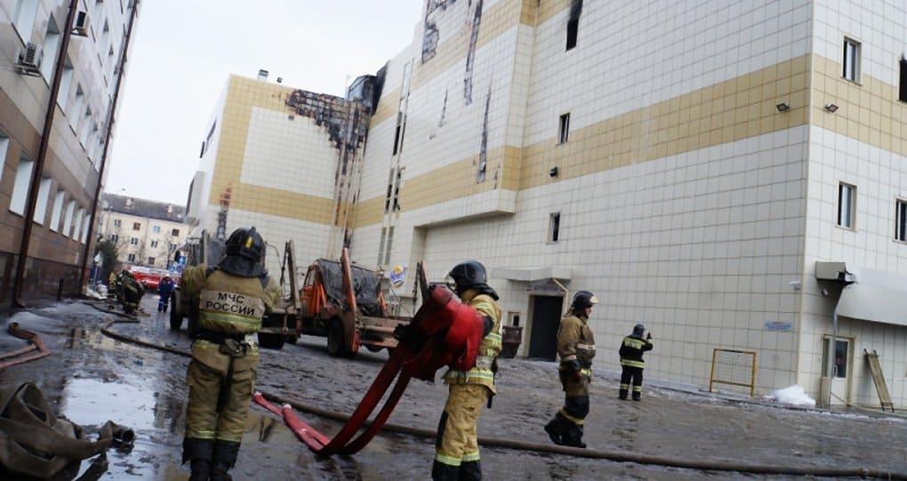 В МЧС заявили, что найдены тела всех 64 погибших на пожаре в Кемерово