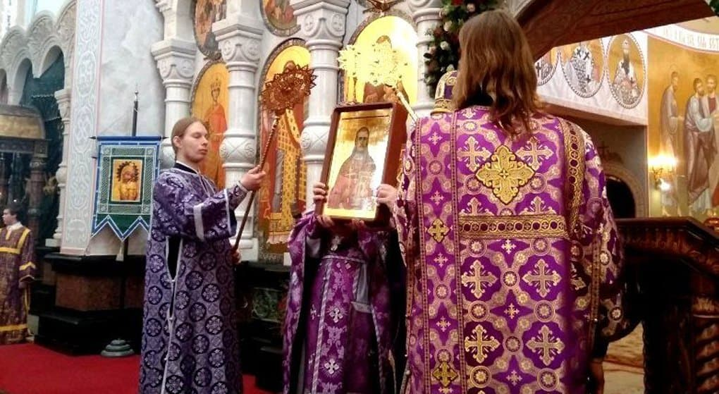 В Екатеринбурге прославили священника, убитого большевиками 100 лет назад