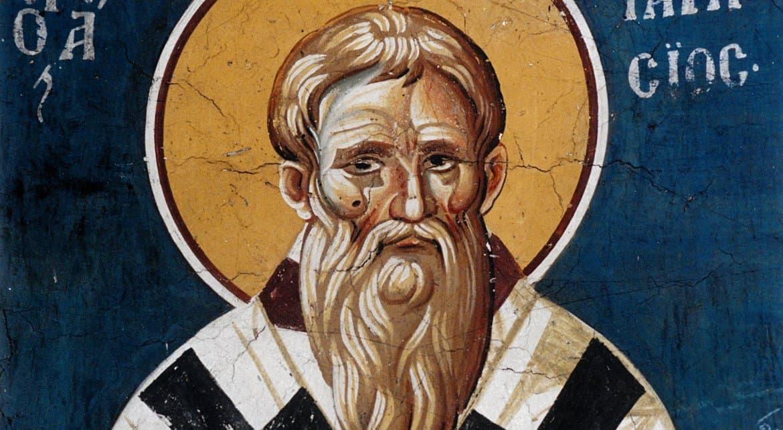 Церковь вспоминает святителя Тарасия Константинопольского