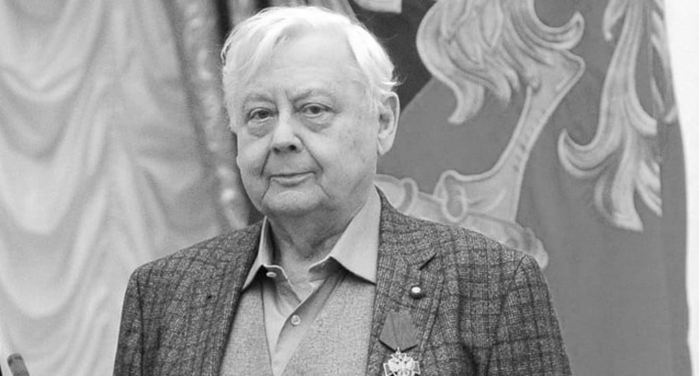 Умер актер театра и кино Олег Табаков