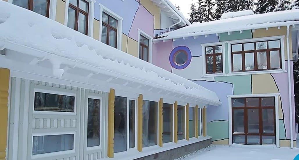 Первый за Уралом детский хоспис открыли в Омской области