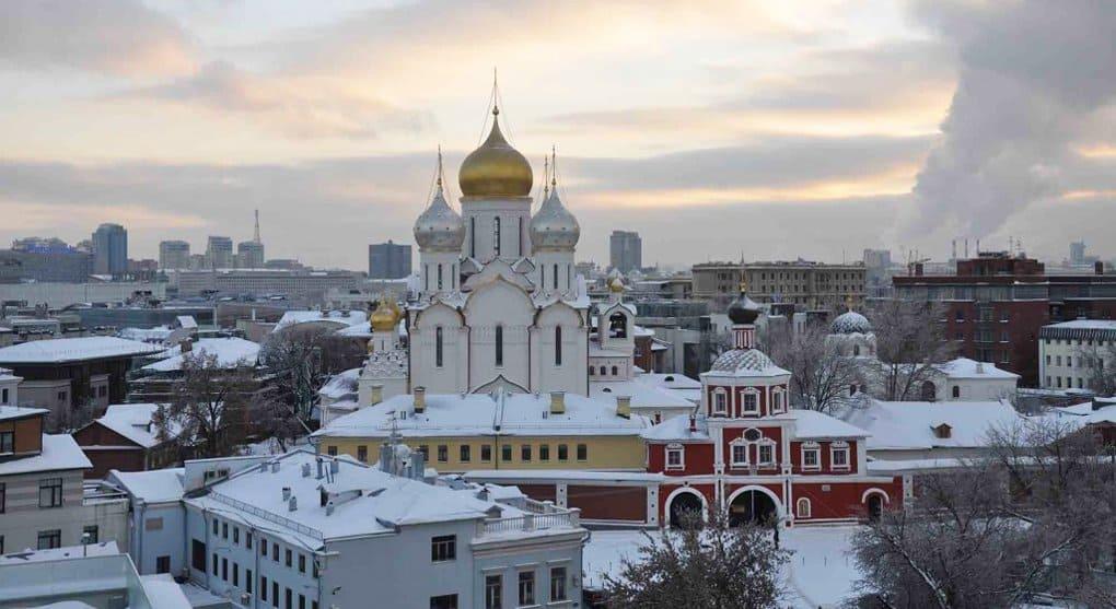 Церкви вернули южный корпус келий Зачатьевского монастыря Москвы