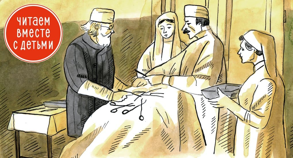 Удивительная история святого врача. Как мальчик Валентин стал всемирно известным хирургом