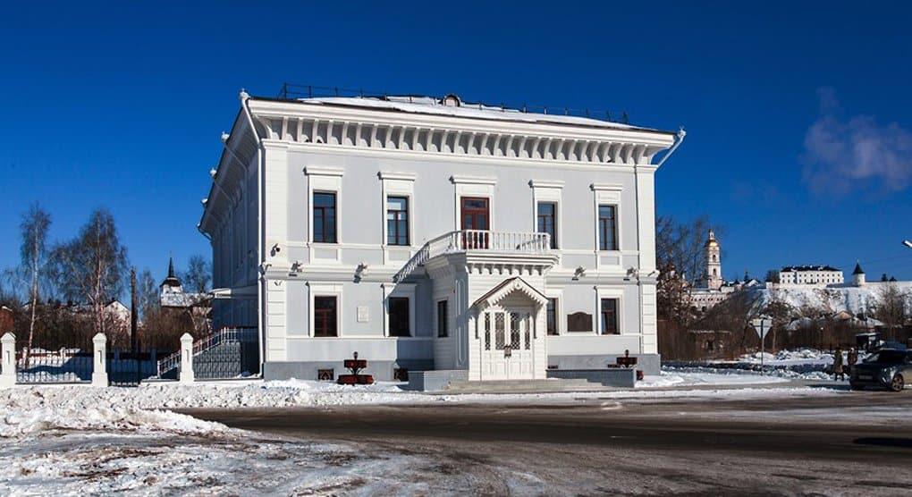 Музей семьи царя Николая II создан в Тобольске