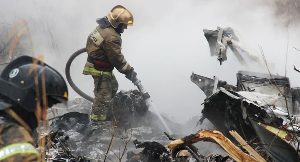 О погибших в Хабаровске летчиках помолятся на Радоницу