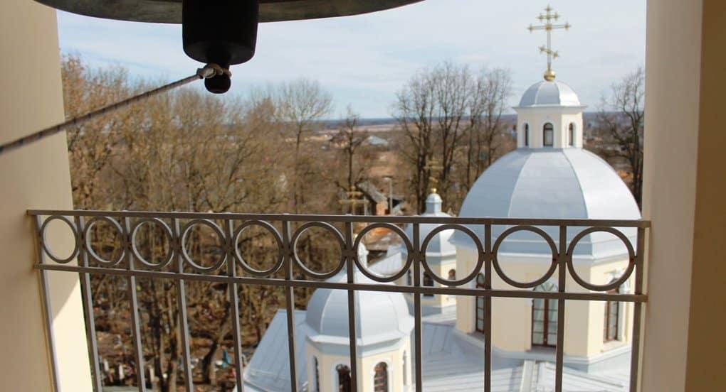 В Ленинградской области из руин подняли уникальный храм каменотесов