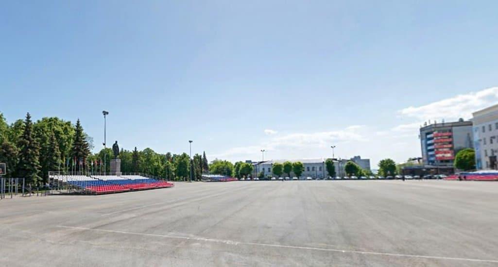 Площадь имени Ленина в Ульяновске переименуют в Соборную