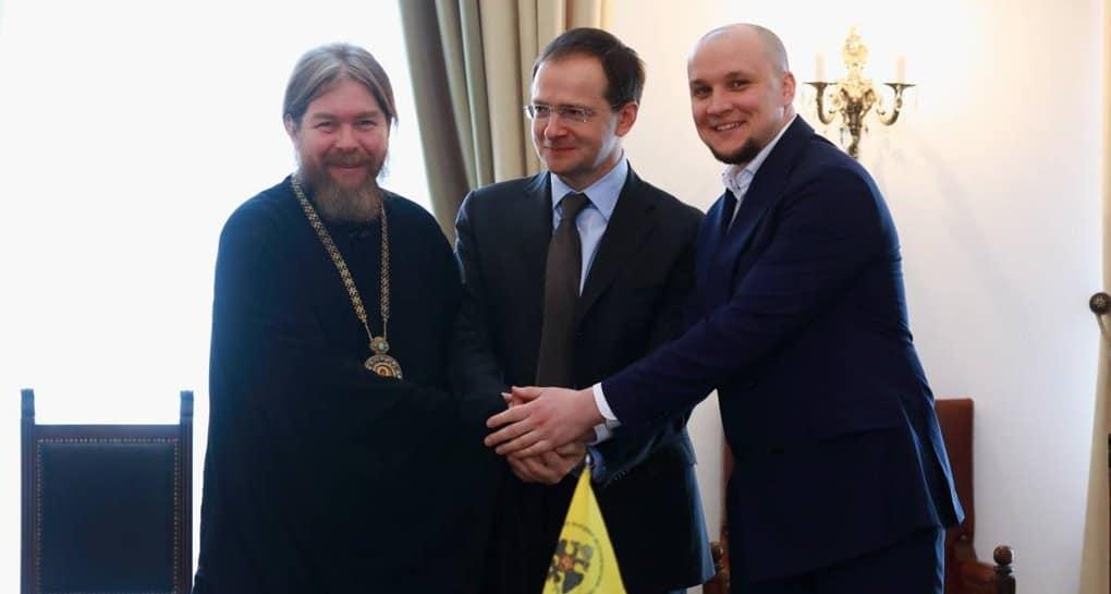 Русской Церкви помогут создать новые парки «Россия – Моя история»
