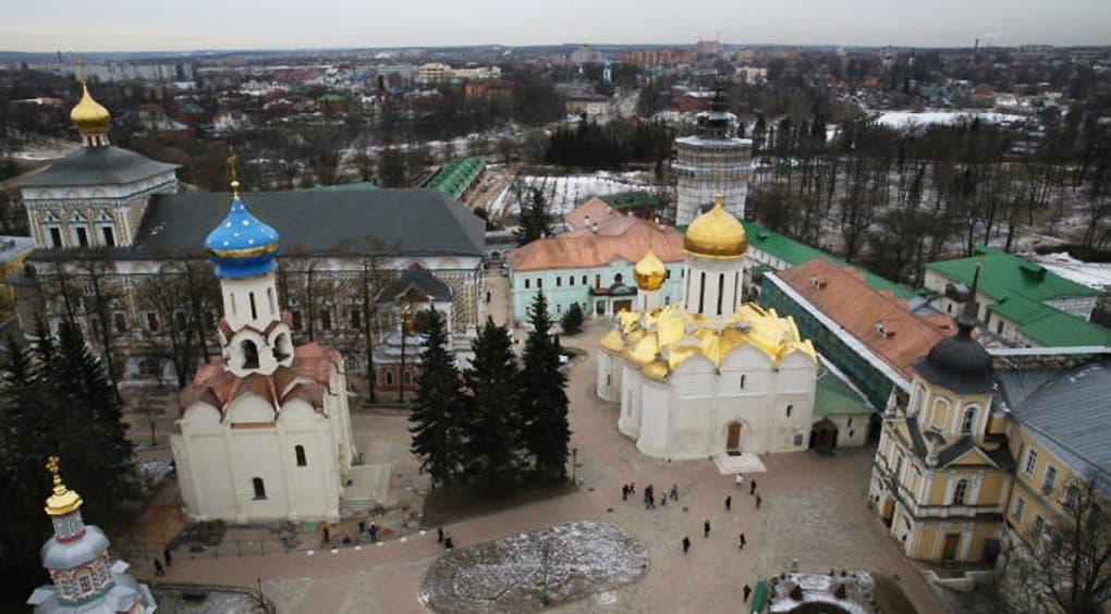 Сергиев Посад может стать духовно-историческим центром православия, - Патриарх