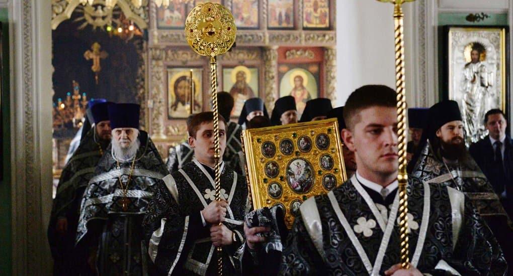 У православных наступила Великая Среда