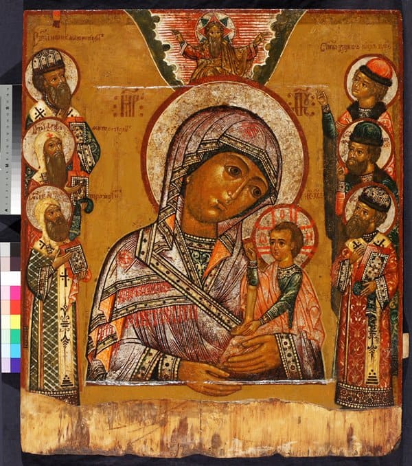 Жители и гости Бари увидят русские иконы XVII–XVIII веков