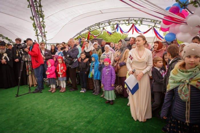 Царские дни в Одинцово