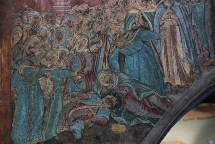 О чем молчат фрески Углича