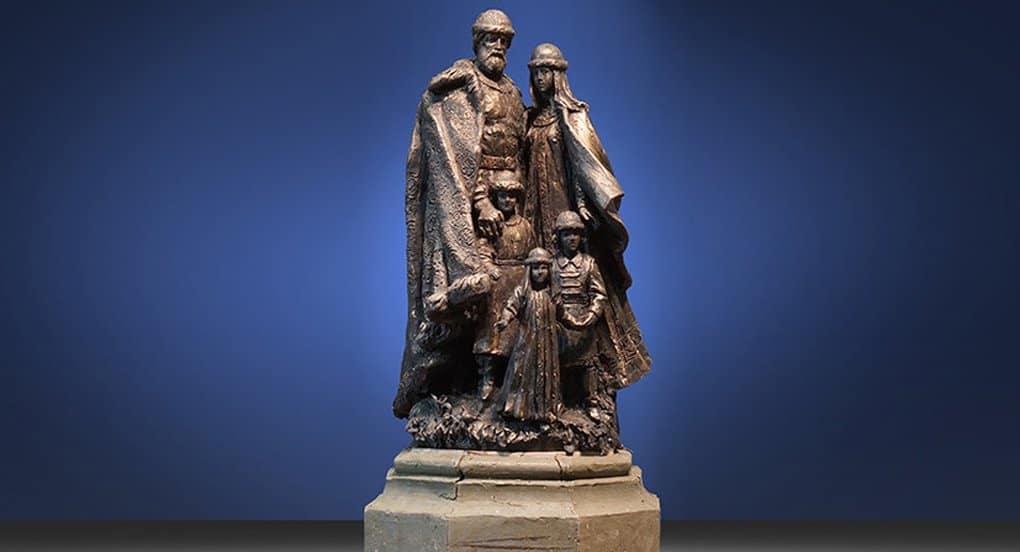 В Москве может появиться первый памятник святым Петру и Февронии с детьми