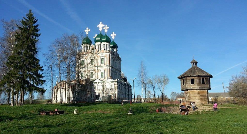 Уникальный храм XVII века восстанавливают в Архангельской области