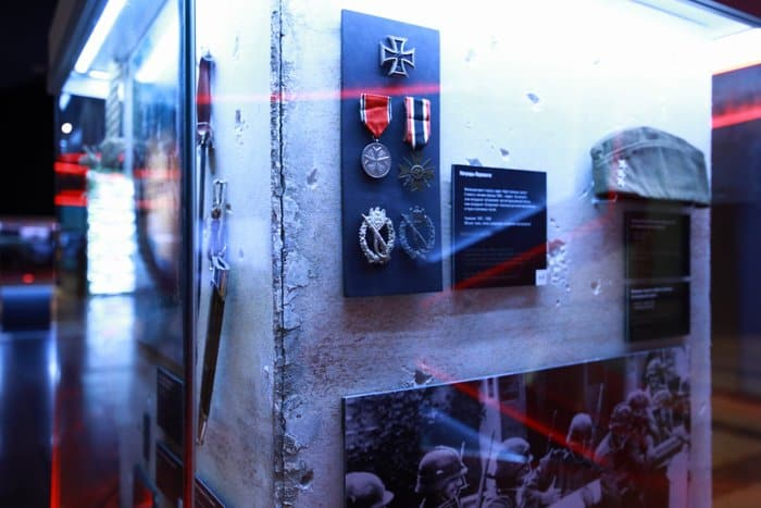 Зал исторической правды расскажет в подробностях о Великой Отечественной