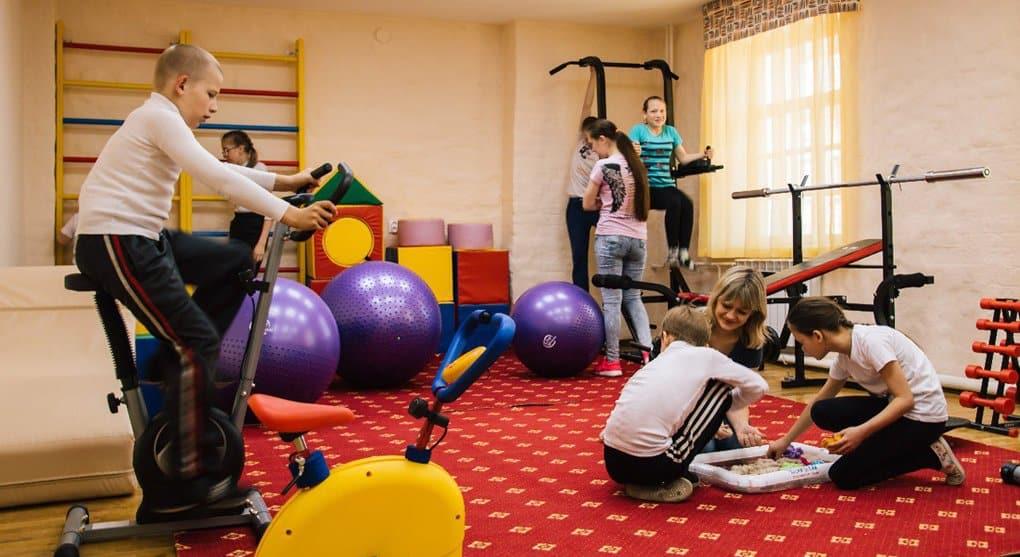 Церковь открыла детский спортивно-оздоровительный центр в Чистополе