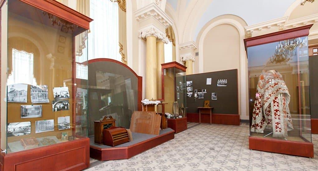 Музей-древлехранилище Александро-Невской лавры приняли в Союз музеев России