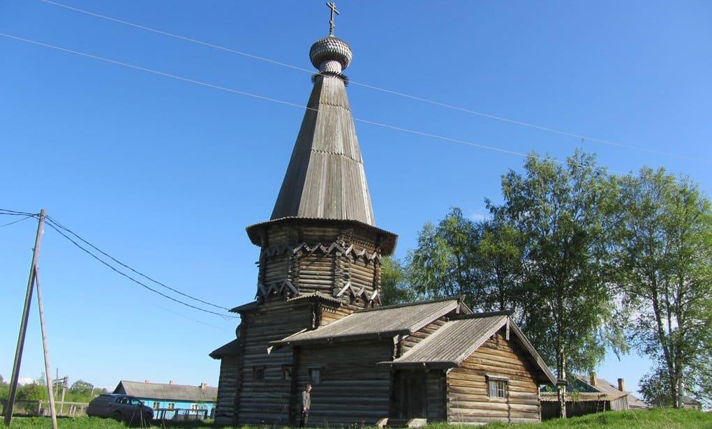 Уникальную карельскую церковь полностью переберут во время реставрации