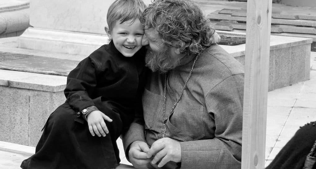 Отцы о детях: как священники воспитывают своих детей