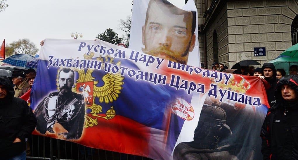 Сербы в Белграде пройдут крестным ходом в память о Царской семье