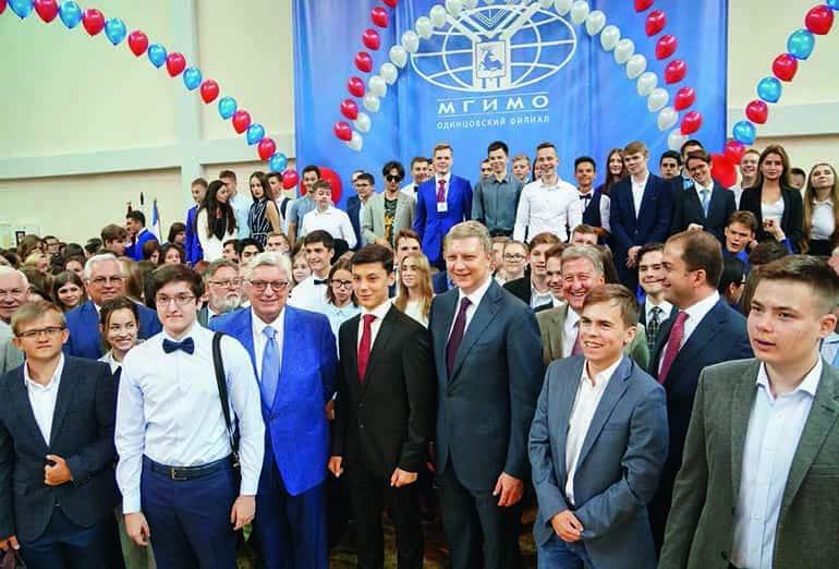 Анатолий Торкунов, ректор МГИМО: По-настоящему важно – это сколько студентов участвуют в сборе крови для больниц