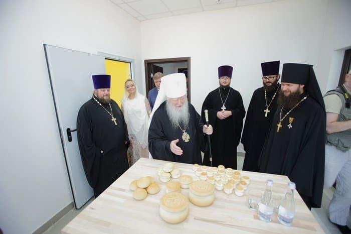 Православный Центр помощи семье открыли в подмосковной Андреевке