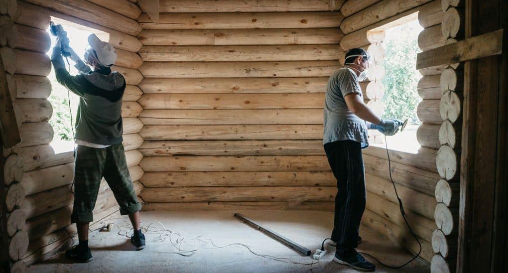 Мы не потеряны: в память об Успенской церкви молодежь Ульяновска помогает строить храм
