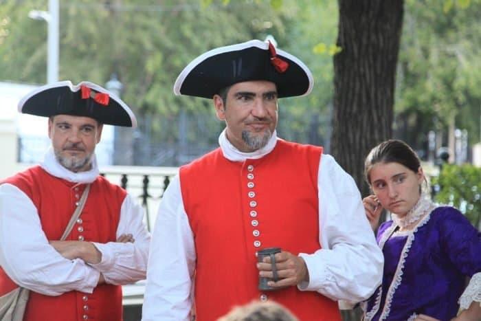 Времена и эпохи: в Москве проходит ежегодный исторический фестиваль