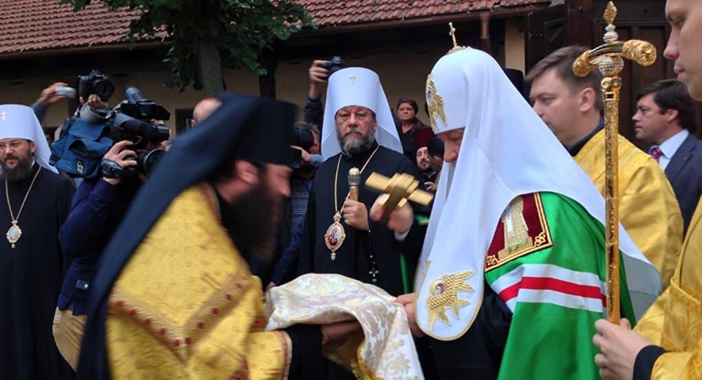 Патриарха Кирилла пригласили в Гагаузию и Бельцы