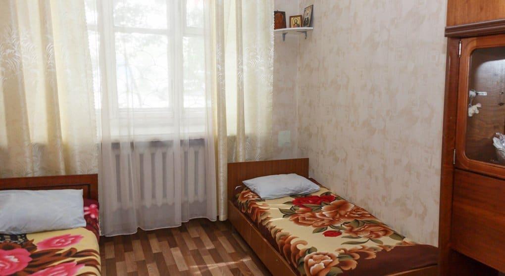 Бездомные Омска найдут приют в новом православном хостеле