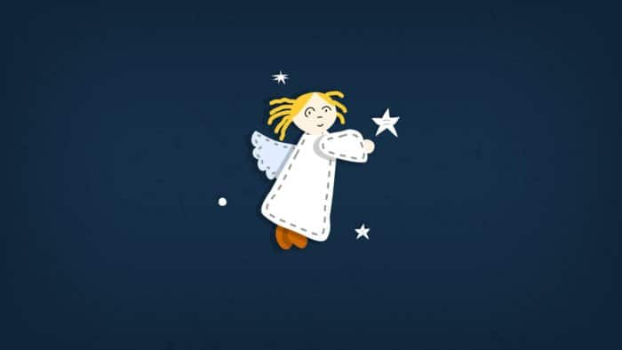 Дети спрашивают об ангелах и бесах