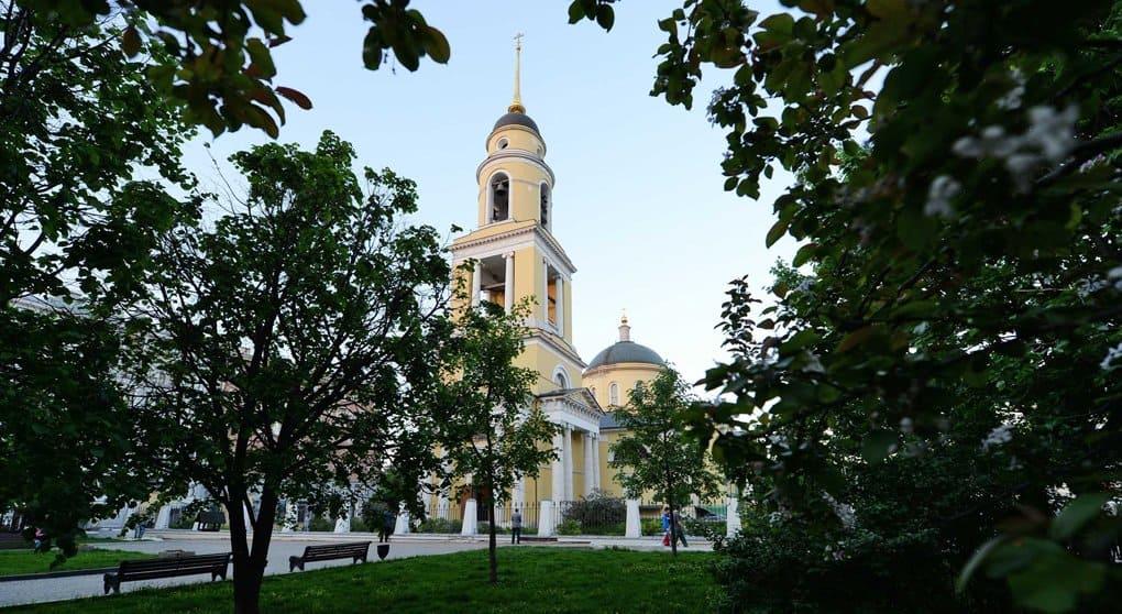 В Москве отреставрируют храм, в котором венчался Александр Пушкин