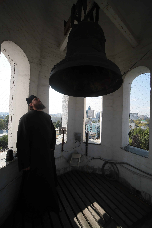 Колокола Московского Свято-Данилова монастыря
