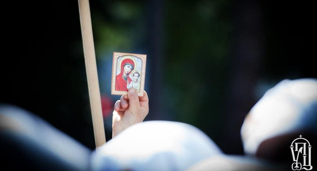 Украинская Церковь прославит три новые чудотворные иконы Богородицы
